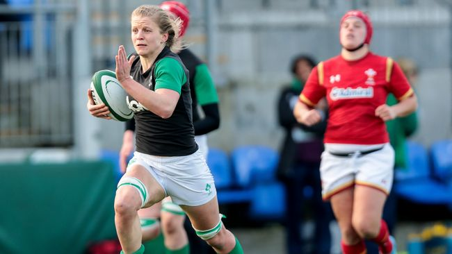 Valuable Hit-Out For Ireland Women Ahead Of Six Nations