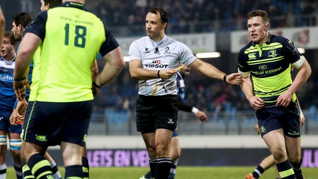 Greg Garner Appointed PRO14 Elite Referee Manager