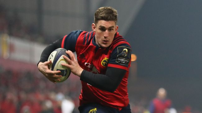 Keatley And Taute Sign Contract Extensions With Munster