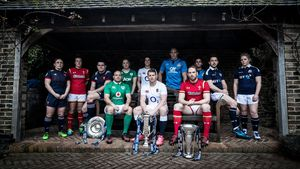 2017 RBS 6 Nations Championship Launch, Hurlingham Club, London, Wednesday, January 25, 2017