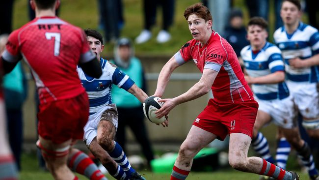 Ireland U-18 Schools Team Selected For England Game