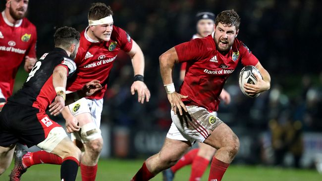 GUINNESS PRO12 Preview: Munster v Newport Gwent Dragons