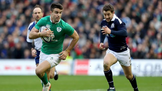 Ireland To Play Scotland In RWC 2019 Opener