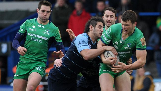 GUINNESS PRO12 Preview: Connacht v Newport Gwent Dragons