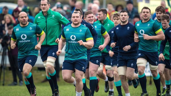34-Man Squad Named Ahead Of France Test
