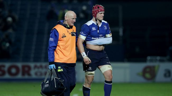 Van Der Flier Blow For Leinster And Ireland
