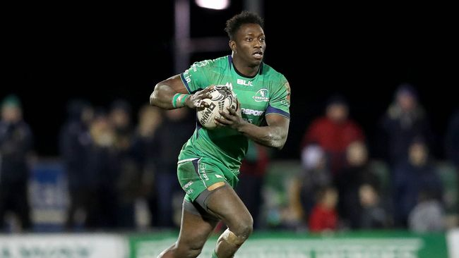 Adeolokun Returns To Connacht Starting Line-Up