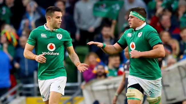 Stander And Murray Nominated For Player Of The Championship Award