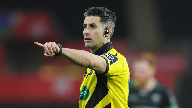 IRFU Referee Appointments At Home And Abroad This Week