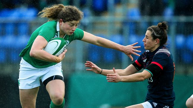 Destination Toulouse For Griggs' First Game In Charge Of Ireland Women