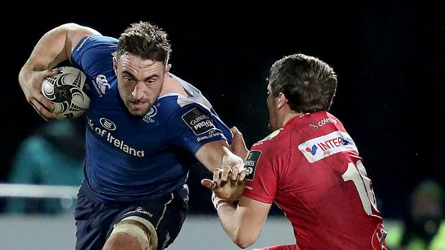 Conan To Win 50th Cap In Leinster Colours