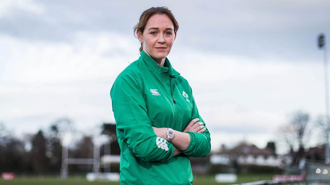 Reilly Reaches 50-Cap Milestone For Ireland Women