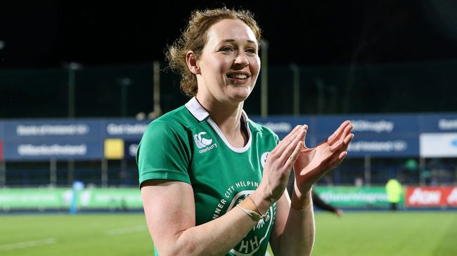 Seven-Strong Irish Contingent Make Barbarians Women's Squad