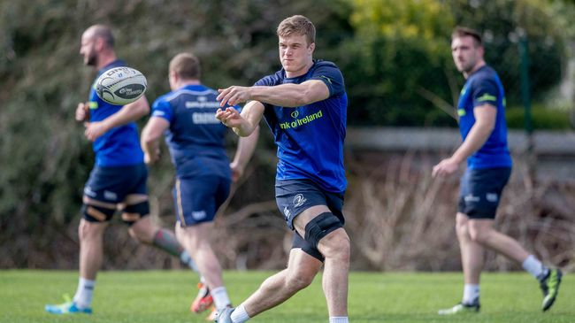 Nacewa, O'Loughlin And Van Der Flier Back In Leinster Line-Up
