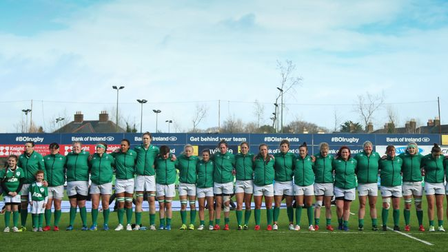 Irish Rugby TV: David Nucifora On IRFU Investment In Women's Rugby