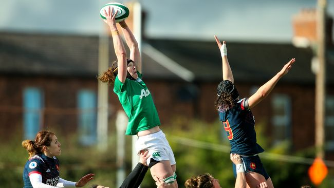 Women's Rugby World Cup Preview: France v Ireland