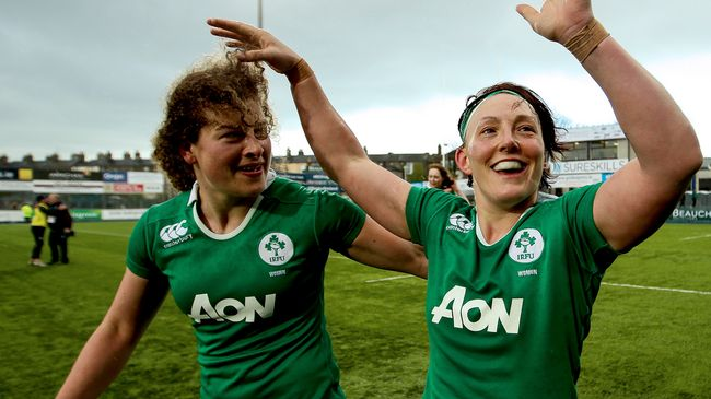 Irish Quartet Feature In Scrum Queens' Team Of The Championship