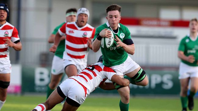 Ireland Under-19s Make Five Changes For Tour Finale