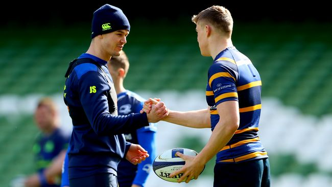 Internationals Return For Leinster's Showdown With Wasps