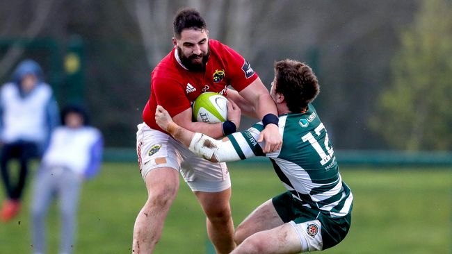 Connacht Sign Prop McCabe From Munster