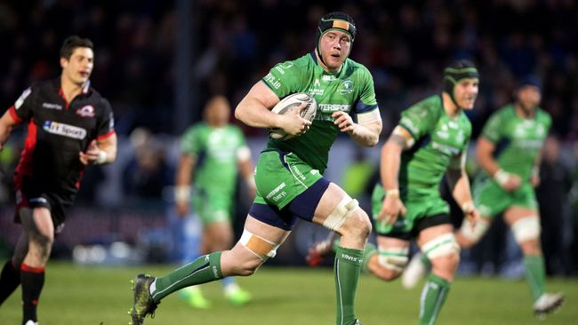 Contract Extensions For Connacht's McKeon And Leader