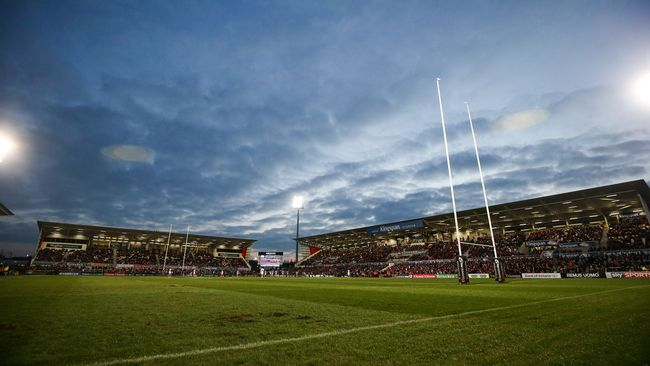 Ulster Announce Pre-Season Friendly Against Wasps
