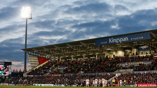 Ulster Tee Up Unique November Clash With Uruguay