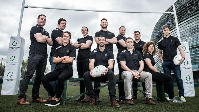 IRUPA To Become 'Rugby Players Ireland'