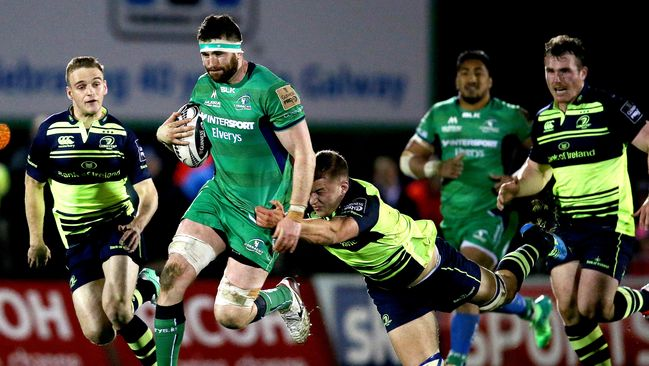 Browne, Cannon And Ronaldson Return For Connacht