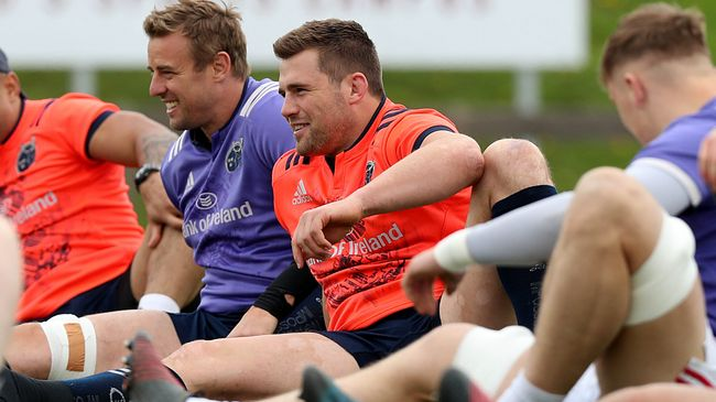 Positive Injury News For Scannell And Stander, But Murray Remains Doubtful