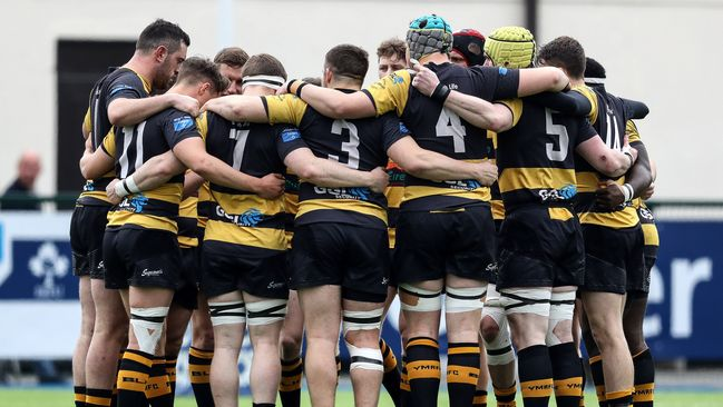 Cookies Win Ulster Bank League Try Of The Month For October