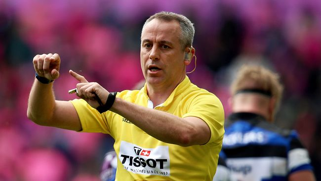 Lacey To Referee Challenge Cup Semi-Final In Cardiff