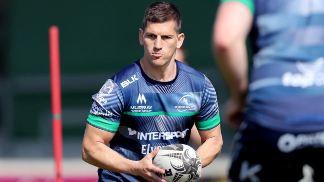 Connacht Release Boshoff 'On Compassionate Grounds'