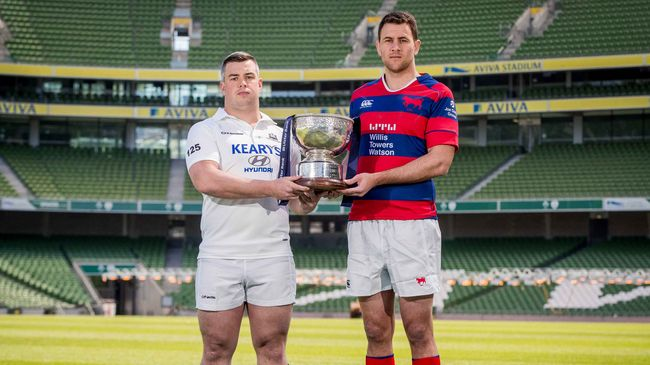 Ulster Bank League Final Preview: Clontarf v Cork Constitution