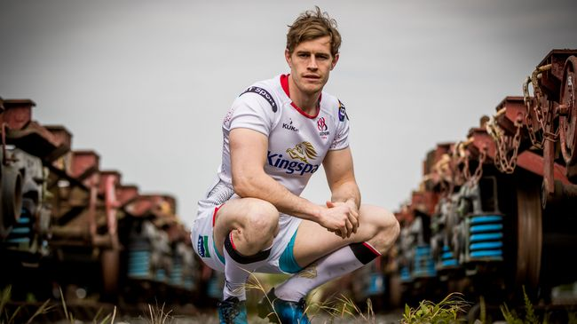 Trimble To Set New Ulster Caps Record Against La Rochelle