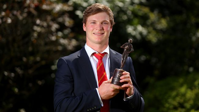 Bleyendaal Is Crowned Munster's Player Of The Year