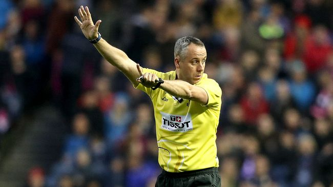 IRFU Referee Appointments At Home And Abroad This Weekend
