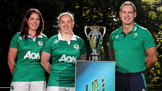 #WRWC2017 Team Profile: Ireland