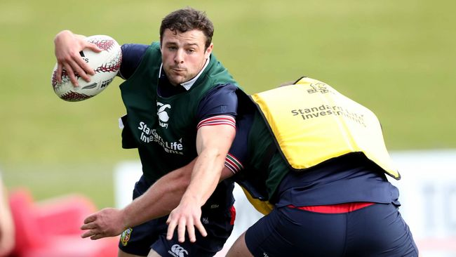 Eight Ireland Players Included For Lions' Clash With Blues
