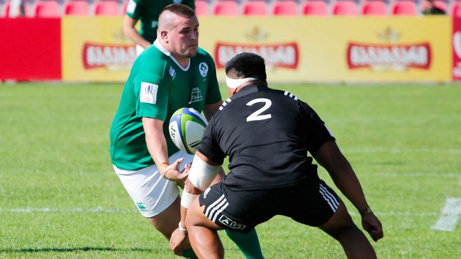 Three Changes For Ireland U-20s' Final Game