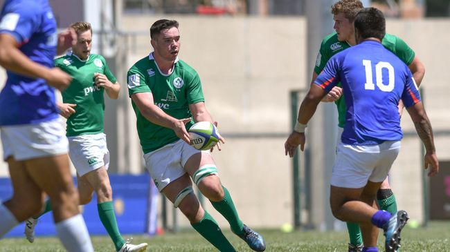 World Rugby Under-20 Championship Preview: Georgia U-20s v Ireland U-20s