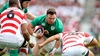 Head-To-Head: Ireland v Japan