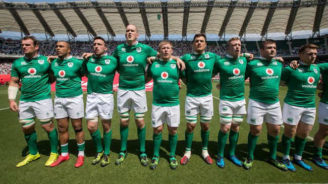 Second Test Preview: Japan v Ireland