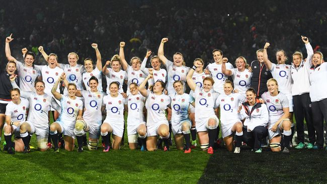 Defending Champions England Announce WRWC 2017 Squad