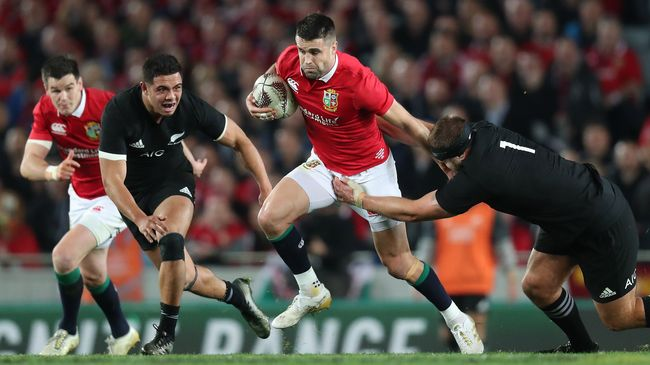 Lions Draw Series With New Zealand After Epic Auckland Clash