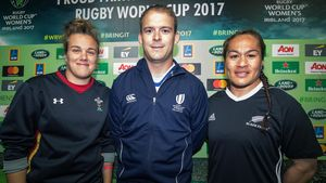 WRWC 2017: New Zealand Women 44 Wales Women 12, Billings Park, UCD, Wednesday, August 9, 2017