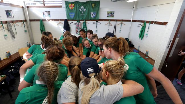 The Ireland Women are back in WRWC action this evening