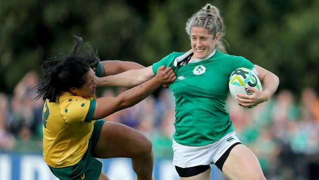Women's Rugby World Cup Preview: Ireland v Australia