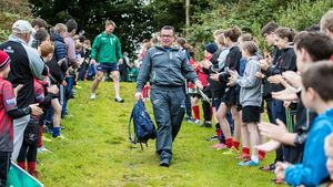 Connacht Open Training Session At Claremorris RFC, Claremorris, Co. Mayo, Friday, August 11, 2017