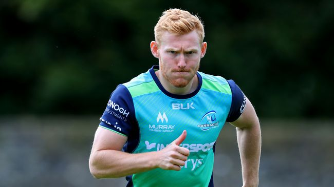 Four New Signings To Start For Connacht Against Wasps